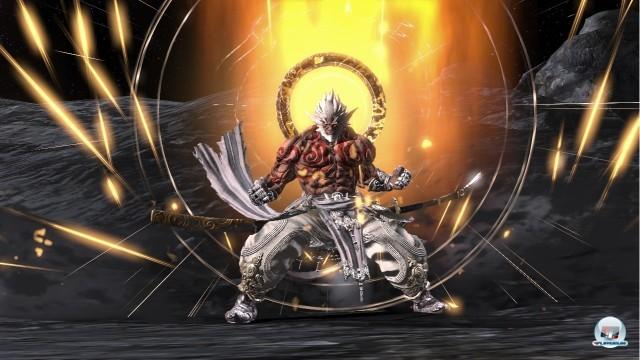 Screenshot - Asura's Wrath (PlayStation3) 2244317