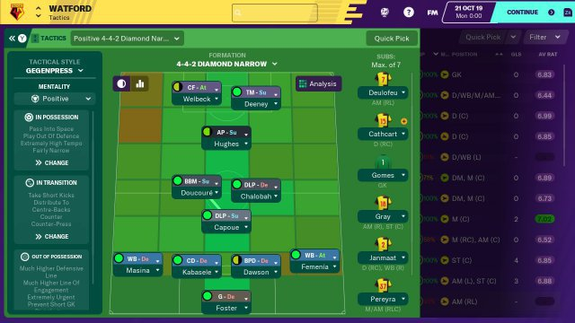 Screenshot - Football Manager 2021 (Switch) 92631084