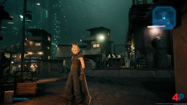 Screenshot - Final Fantasy 7 Remake (PS4) 92610379