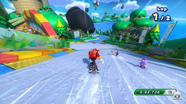 Screenshot - Mario & Sonic bei den Olympischen Winterspielen: Sotschi 2014 (Wii_U) 92470243