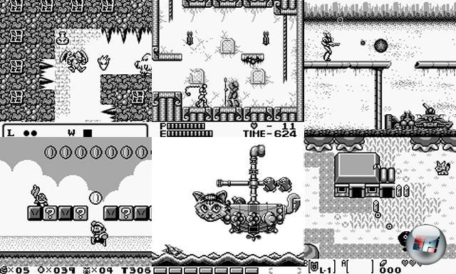 Was übrigens nicht bedeutet, dass Game Boy-Spiele ausschließlich Simpelgrafik zu bieten hatten - ganz im Gegenteil! Spiele wie Gargoyle's Quest, Parodius, Super Mario Land 2: Six Golden Coins, Castlevania 2, Probotector oder The Legend of Zelda: Link's Awakening waren technisch verdammt weit vorn: Etliche gut animierte Sprites, weiches Scrolling, detaillierte Hintergrundbilder, aufwändige Sountracks - okay, aus heutiger Sicht mag das alles krude wirken, aber kaum ein Vertreter jener Zeit wird die auf Bodenhöhe baumelnde Kinnlade vergessen, die u.a. bei genannten Titeln unweigerlich ausgelöst wurde. Oder jemals die Super Mario Land-Abspannmusik aus der Feder von Hirokazu »Hip« Tanaka aus dem Kopf bekommen. 1941663