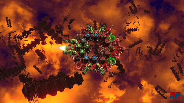 Screenshot - Space Run Galaxy (PC) 92529327