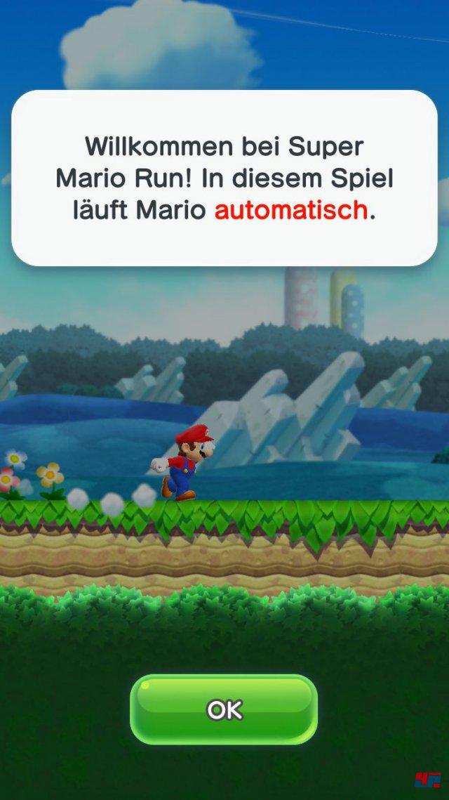 Screenshot - Super Mario Run (iPad)