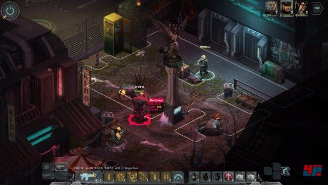 Screenshot - Shadowrun: Dragonfall (PC)