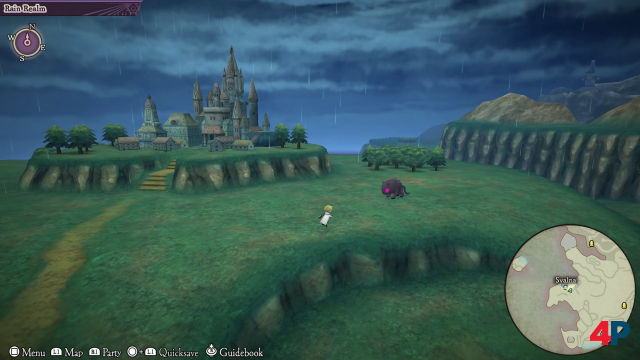 Screenshot - The Alliance Alive (PS4) 92597926