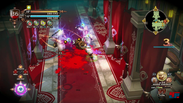 Screenshot - The Witch and the Hundred Knight 2 (PS4) 92562656