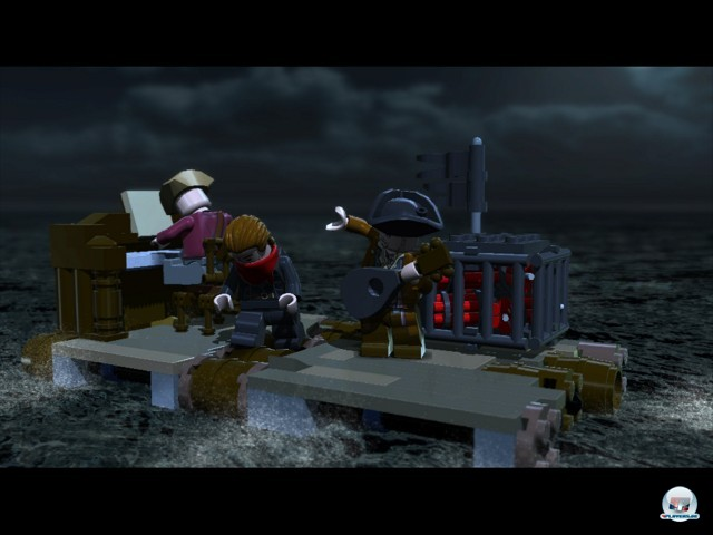 Screenshot - Lego Pirates of the Caribbean - Das Videospiel (360) 2221363