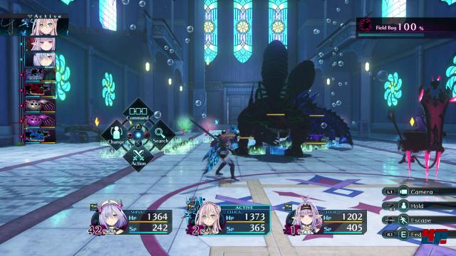 Screenshot - Death end re;Quest (PS4) 92583154