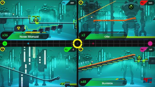 Screenshot - OlliOlli2: Welcome to Olliwood (XboxOne) 92525490