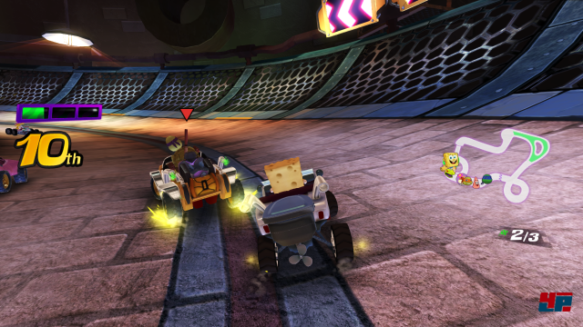 Screenshot - Nickelodeon Kart Racers (PS4)