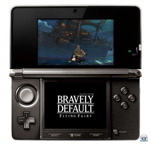 Screenshot - Bravely Default: Flying Fairy (3DS) 2266877