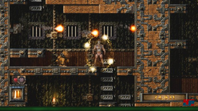 Screenshot - Gods Remastered (Android)