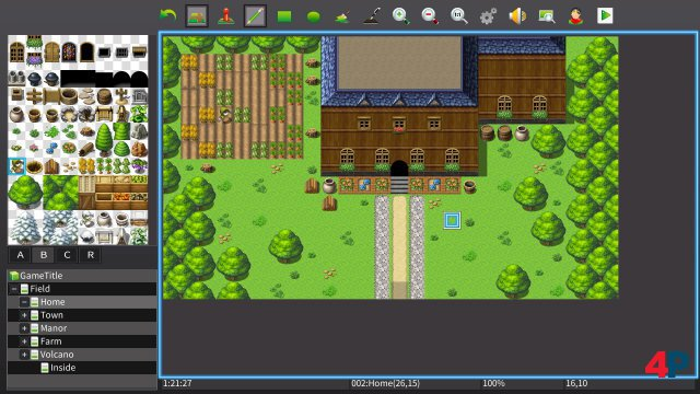 Screenshot - RPG Maker MV (PS4, Switch)