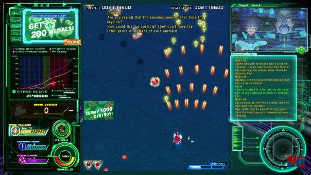 Screenshot - Raiden 5 (XboxOne) 92525980