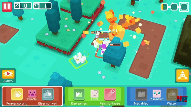 Screenshot - Pokémon Quest (Android)