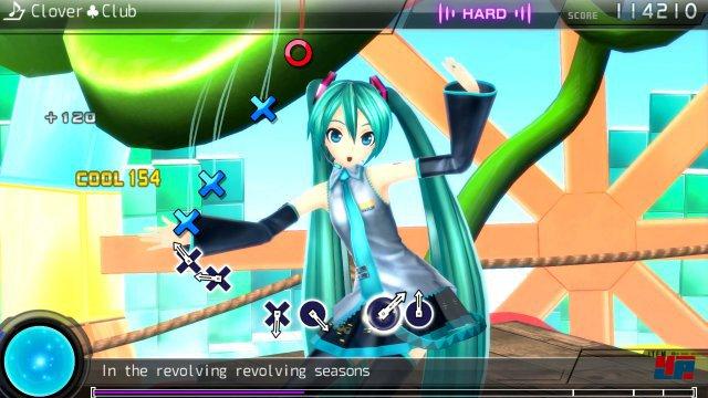 Screenshot - Hatsune Miku: Project Diva F 2nd (PlayStation3)