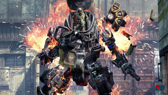 Ein Titan in Flammen? Jetzt wird