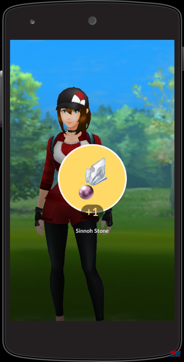 Screenshot - Pokémon GO (Android) 92578873