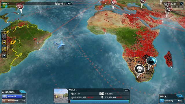Screenshot - Plague Inc: Evolved (Android, PC) 92633479