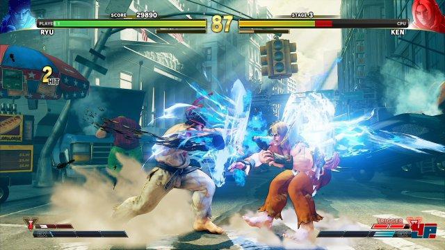 An der Kampfmechanik sowie der Kulisse gab es schon zur Urveröffentlichung von Street Fighter 5 vor fast zwei Jahren kaum etwas zu beanstanden.