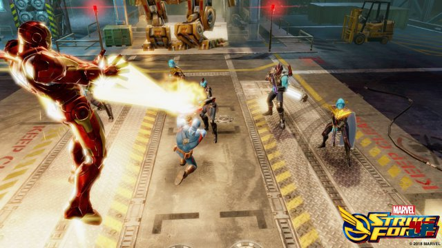 Screenshot - Marvel Strike Force (Android) 92562454