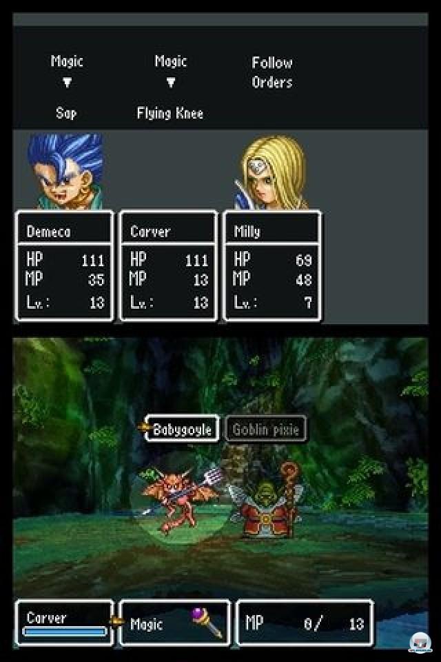 Screenshot - Dragon Quest VI: Wandler zwischen den Welten (NDS) 2216824