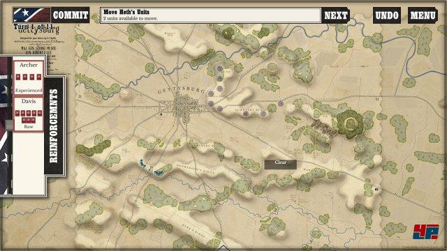 Screenshot - Gettysburg: The Tide Turns (PC) 92550287