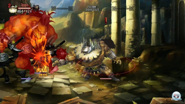 Screenshot - Dragon's Crown (PlayStation3) 92459529