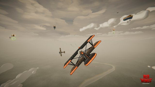 Screenshot - Red Wings: Aces of the Sky (PC) 92613049
