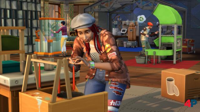Screenshot - Die Sims 4: Nachhaltig leben (PC) 92612583