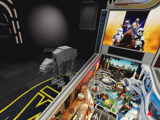 Screenshot - Star Wars Pinball VR (PlayStationVR) 92640868