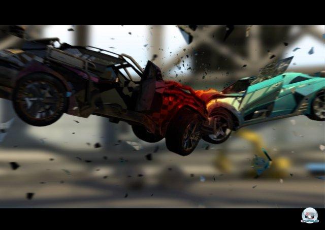 Screenshot - Smash 'N' Survive (PlayStation3) 2309887
