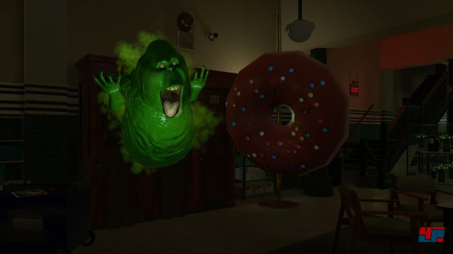 Screenshot - Ghostbusters VR: Firehouse & Showdown (PlayStationVR)