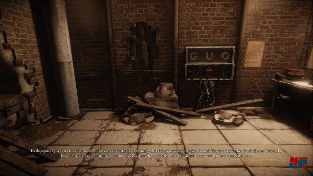 Screenshot - The Old City: Leviathan (PC)
