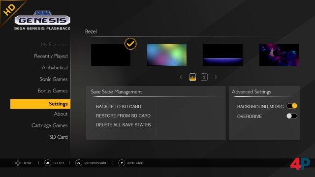 Screenshot - Mega Drive Flashback HD 2019 Edition (Spielkultur) 92592936