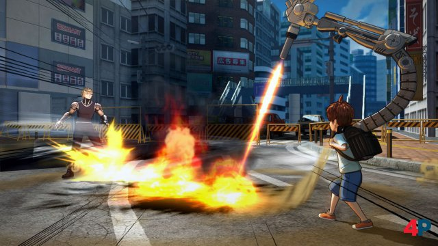 Screenshot - One Punch Man: A Hero Nobody Knows (PC)