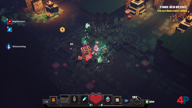 Screenshot - Minecraft Dungeons (PC) 92614184