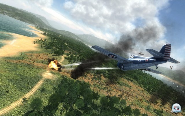Screenshot - Air Conflicts: Pacific Carriers (PC) 2367842