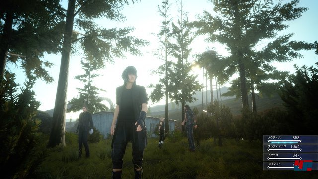 Screenshot - Final Fantasy 15 (PlayStation4) 92500377