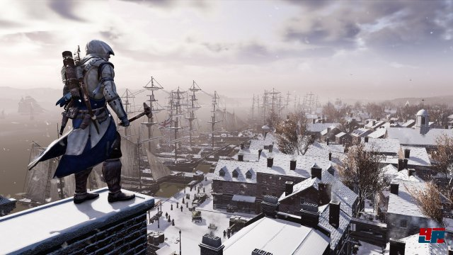 Screenshot - Assassin's Creed 3 (PS4)