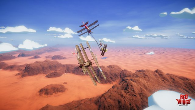 Screenshot - Red Wings: Aces of the Sky (PC) 92613051