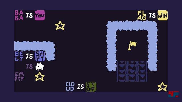 Screenshot - Baba Is You (Switch)