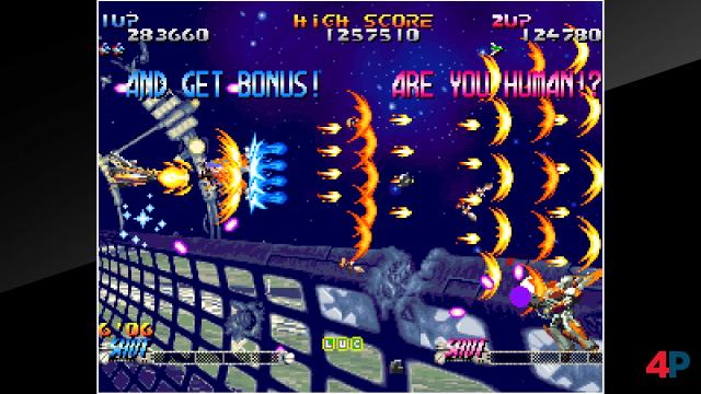 Screenshot - ACA NeoGeo: Blazing Star (PS4) 92610409