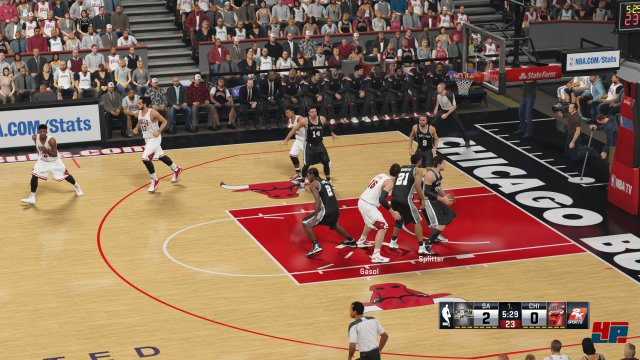 Screenshot - NBA 2K15 (PlayStation4) 92492124