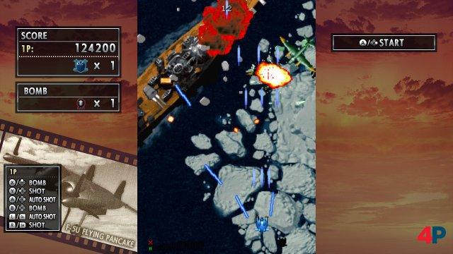 Screenshot - Psikyo Shooting Stars Alpha (Switch)