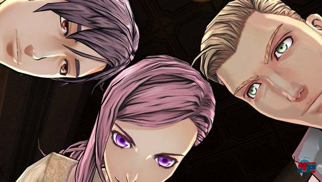 Screenshot - Zero Time Dilemma (PS4) 92545134