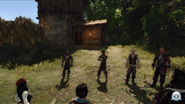 Screenshot - Risen 2: Dark Waters (PC) 2345722