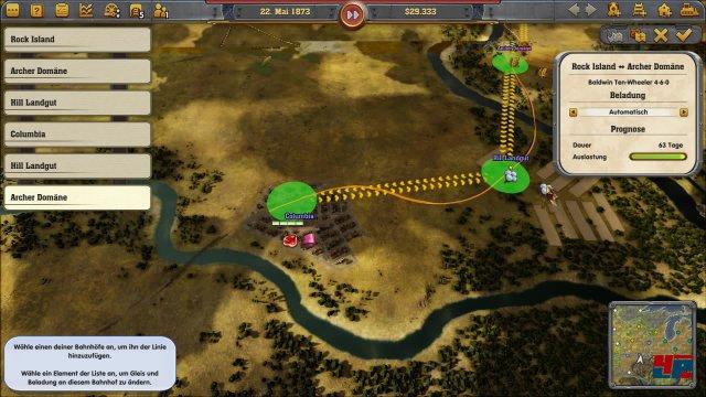 Screenshot - Railway Empire (PC) 92559383