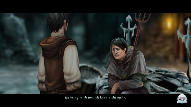 Screenshot - Das Schwarze Auge: Satinavs Ketten (PC) 2374702