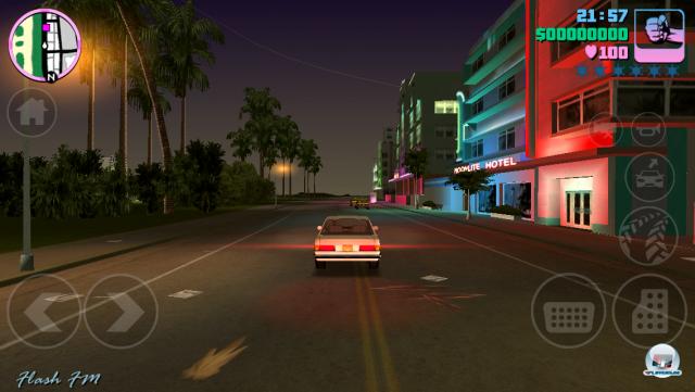 Screenshot - Grand Theft Auto: Vice City (iPhone) 92430492